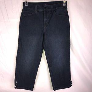 NYDJ Ariel Crop Jeans